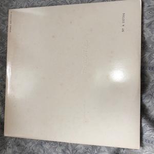 White album by Beatles