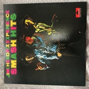 SMASH HITS by Jimmy Hendrix